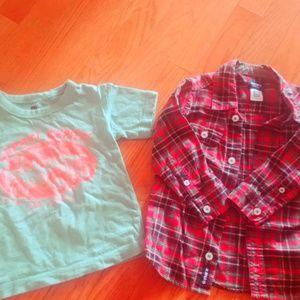 Toddler boy shirts